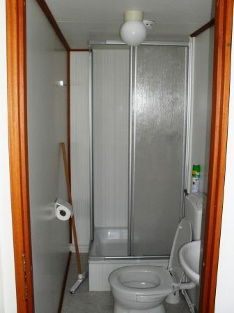 chalet 5 douche-wc